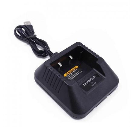 Зарядное устройство стакан USB для Baofeng UV-5R