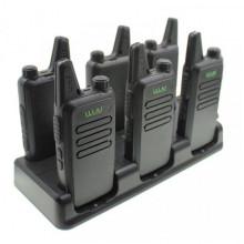 Зарядное устройство для 6шт WLN KD-C1