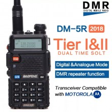 Рация Baofeng DM-5R Plus Tier1 и Tier2
