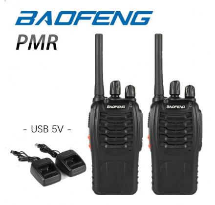 Рация Baofeng BF-88E (2шт в комплекте)