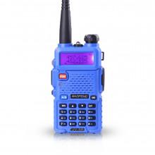 Радиостанция Baofeng UV-5R Синяя (Blue)