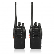 Комплект Радиостанций Baofeng BF-888S (2 шт.)