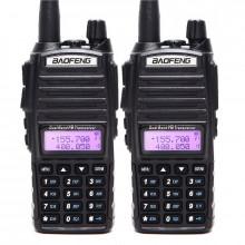 Комплект Радиостанций Baofeng UV-82 (5W) (2 шт.)