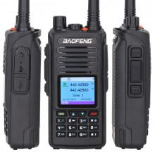 Baofeng DM-1702 GPS (Tier I и Tier II)