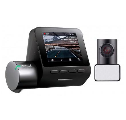 Авторегистратор Xiaomi 70mai Dash Cam Pro Plus A500 + камера 70mai RC-06